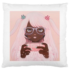 Gamergirl 3 P Standard Flano Cushion Case (two Sides)
