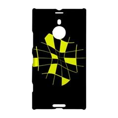 Yellow abstract flower Nokia Lumia 1520