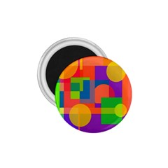 Colorful circle  1.75  Magnets