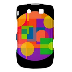 Colorful circle  Torch 9800 9810