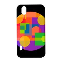 Colorful circle  LG Optimus P970