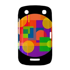 Colorful circle  BlackBerry Curve 9380