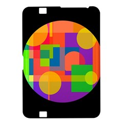 Colorful circle  Kindle Fire HD 8.9