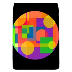 Colorful circle  Flap Covers (S)
