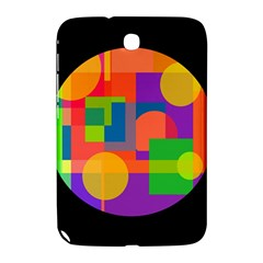Colorful circle  Samsung Galaxy Note 8.0 N5100 Hardshell Case