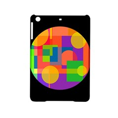 Colorful circle  iPad Mini 2 Hardshell Cases