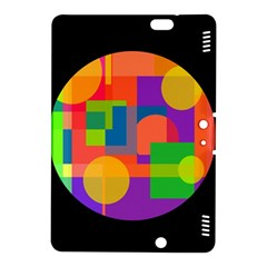 Colorful circle  Kindle Fire HDX 8.9  Hardshell Case