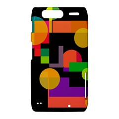 Colorful abstraction Motorola Droid Razr XT912