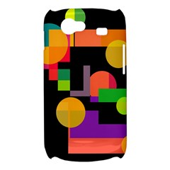 Colorful abstraction Samsung Galaxy Nexus S i9020 Hardshell Case