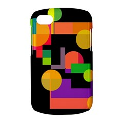 Colorful abstraction BlackBerry Q10