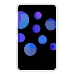 Blue circles  Memory Card Reader