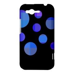 Blue circles  HTC Rhyme