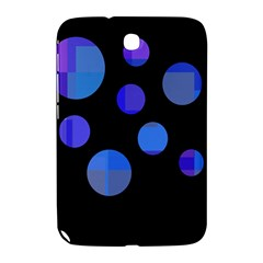 Blue circles  Samsung Galaxy Note 8.0 N5100 Hardshell Case