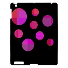 Pink abstraction Apple iPad 3/4 Hardshell Case
