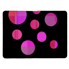 Pink abstraction Kindle Fire (1st Gen) Flip Case