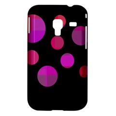 Pink abstraction Samsung Galaxy Ace Plus S7500 Hardshell Case