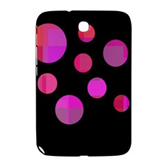 Pink abstraction Samsung Galaxy Note 8.0 N5100 Hardshell Case