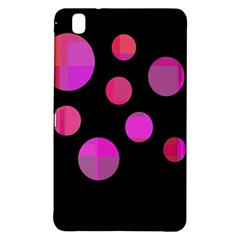 Pink abstraction Samsung Galaxy Tab Pro 8.4 Hardshell Case