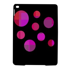 Pink abstraction iPad Air 2 Hardshell Cases