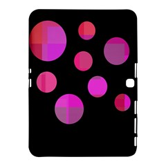 Pink abstraction Samsung Galaxy Tab 4 (10.1 ) Hardshell Case
