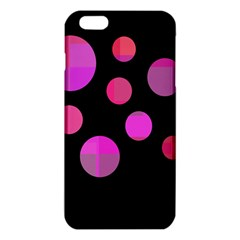 Pink abstraction iPhone 6 Plus/6S Plus TPU Case