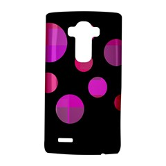 Pink abstraction LG G4 Hardshell Case