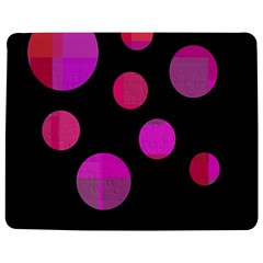 Pink abstraction Jigsaw Puzzle Photo Stand (Rectangular)