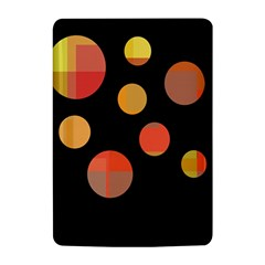 Orange abstraction Kindle 4