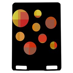Orange abstraction Kindle Touch 3G