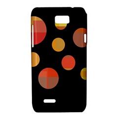 Orange abstraction Motorola XT788