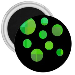 Green circles 3  Magnets