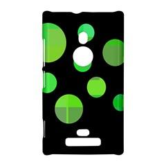 Green circles Nokia Lumia 925