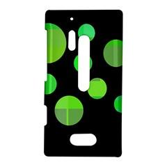 Green circles Nokia Lumia 928
