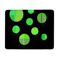 Green circles Samsung Galaxy Tab Pro 8.4  Flip Case