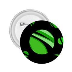 Green balls   2.25  Buttons