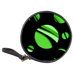 Green balls   Classic 20-CD Wallets