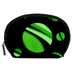 Green balls   Accessory Pouches (Large)