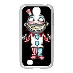 Super Secret Clown Business II  Samsung GALAXY S4 I9500/ I9505 Case (White)
