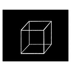 Simple Cube Rectangular Jigsaw Puzzl