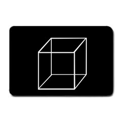 Simple Cube Small Doormat