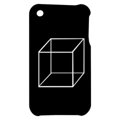 Simple Cube Apple iPhone 3G/3GS Hardshell Case
