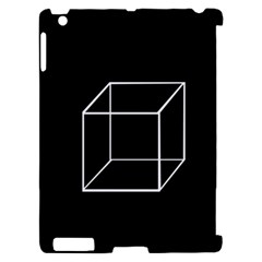Simple Cube Apple iPad 2 Hardshell Case (Compatible with Smart Cover)