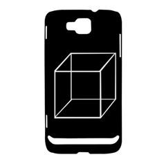 Simple Cube Samsung Ativ S i8750 Hardshell Case