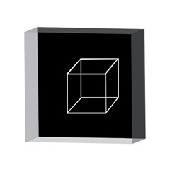 Simple Cube 4 x 4  Acrylic Photo Blocks