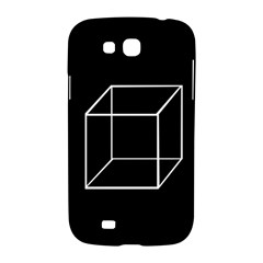 Simple Cube Samsung Galaxy Grand GT-I9128 Hardshell Case