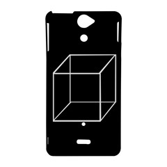 Simple Cube Sony Xperia V
