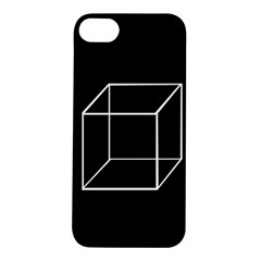 Simple Cube Apple iPhone 5S/ SE Hardshell Case