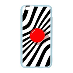 Abstract red ball Apple Seamless iPhone 6/6S Case (Color)