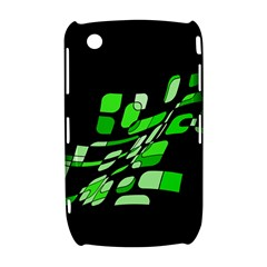 Green decorative abstraction Curve 8520 9300