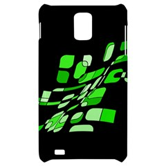 Green decorative abstraction Samsung Infuse 4G Hardshell Case